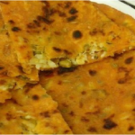 Sprouted Moong Dal  Chapati