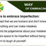 Ways of Embracing Life