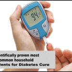 2 Scientifically proven most common household ingredients for  Diabetes Cure