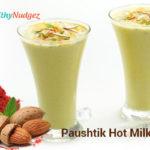 Paushtik Hot Milkshake