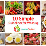 10 Simple Guidelines for Weaning