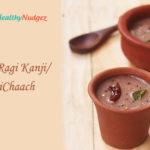 Salted Ragi Kanji/RagiChaach