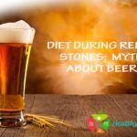 Diet During Renal Stones:  Myth About Beer