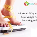 8 Reasons Why You Don't Lose Weight Despite Exercising and Diet