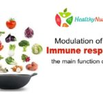 Modulation of the Immune response – the main function of food