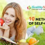 10 Methods of Self-Care