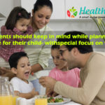 5 things parents should keep in mind while planning healthy routine for their child- with special focus on weight