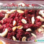 Chukandar/Beetroot Halwa