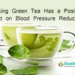 Does Drinking Green Tea has a positive effect on Blood Pressure Reduction?