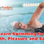 "Learn Swimming for ""Health, Pleasure and Safety"""