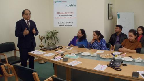 Dr Rajiv Dang's inaugural speech to the attendees